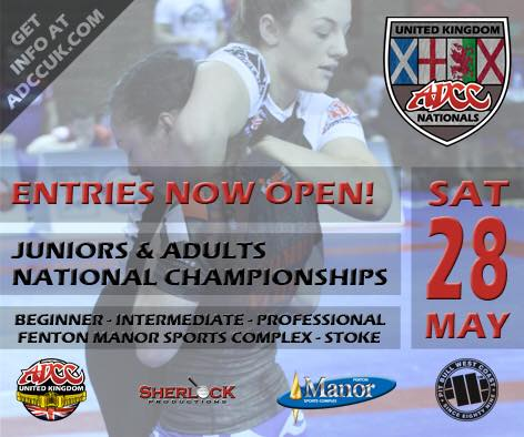 ADCC UK Nationals 2016 May