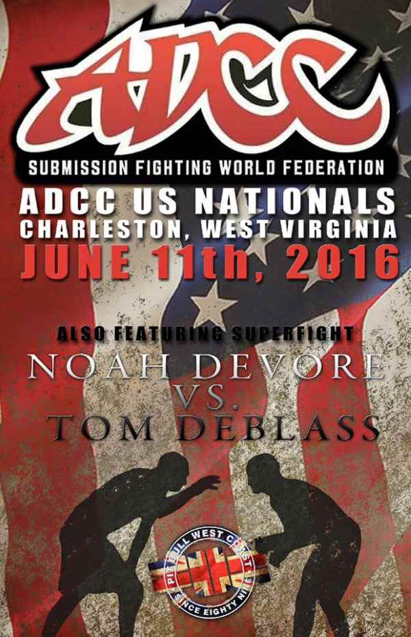 ADCC US Nationals 2016 June