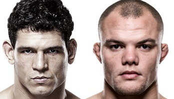 Cezar Mutante VS Anthony Smith