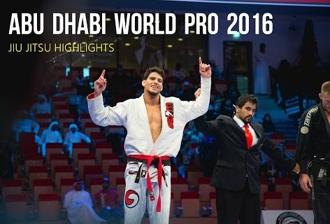 Abu Dhabi World Pro 2016 - JiuJitsu Highlights YouTube Thumbnail