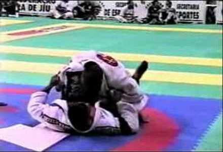 Fabio Gurgel vs Ricardo Arona - Mundial 2000 YouTube Thumbnail