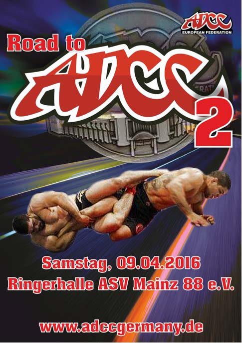 ADCC – Road to ADCC 2 Germany 2016 April