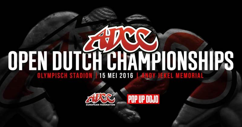 ADCC Dutch Open 2016 - May