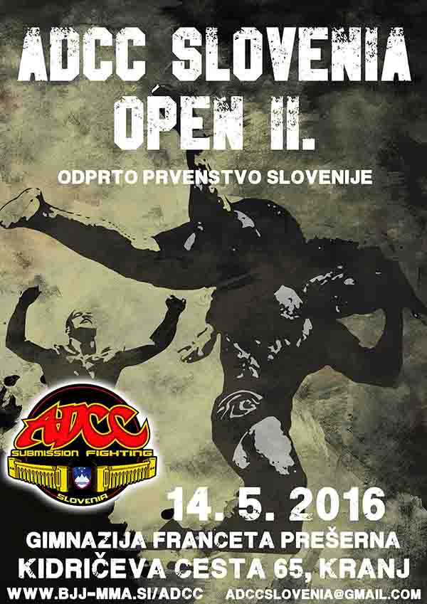 ADCC Slovenia Open II 2016 May
