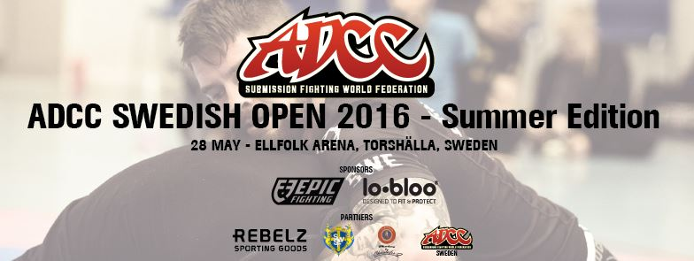 ADCC Swedish Open 2016 Summer Edition