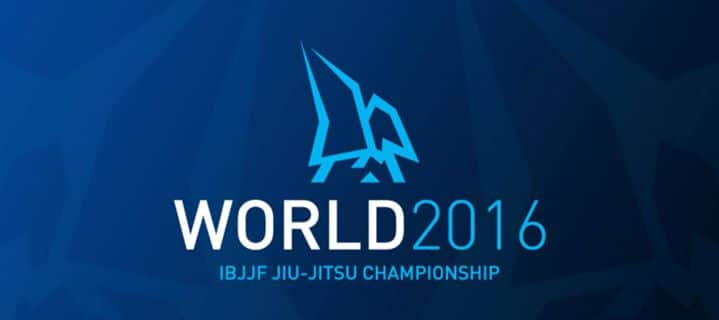 IBJJF Worlds 2016