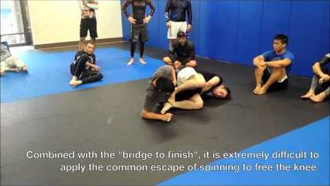 Eddie Cummings: Finishing the Heel Hook YouTube Thumbnail