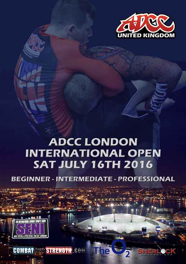 ADCC UK London International Open 2016 July