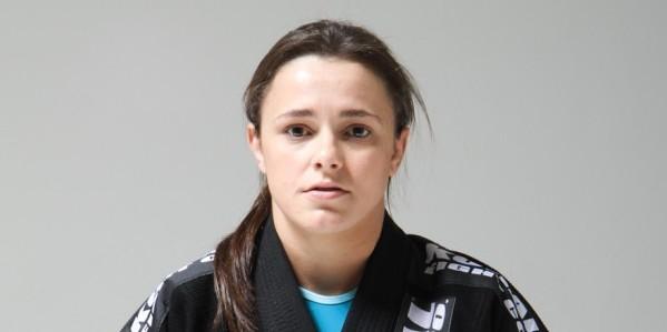 ADCC gold medalist Michelle Nicolini