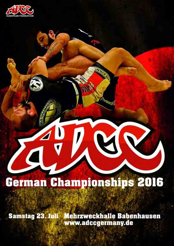 ADCC German Championship 2016
