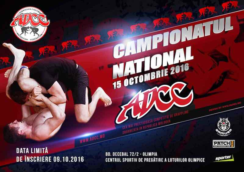 ADCC Moldova National 2016 October