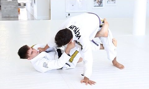 Gui Mendes | De La Riva X-Guard Lapel Variations | Art of Jiu Jitsu Academy YouTube Thumbnail