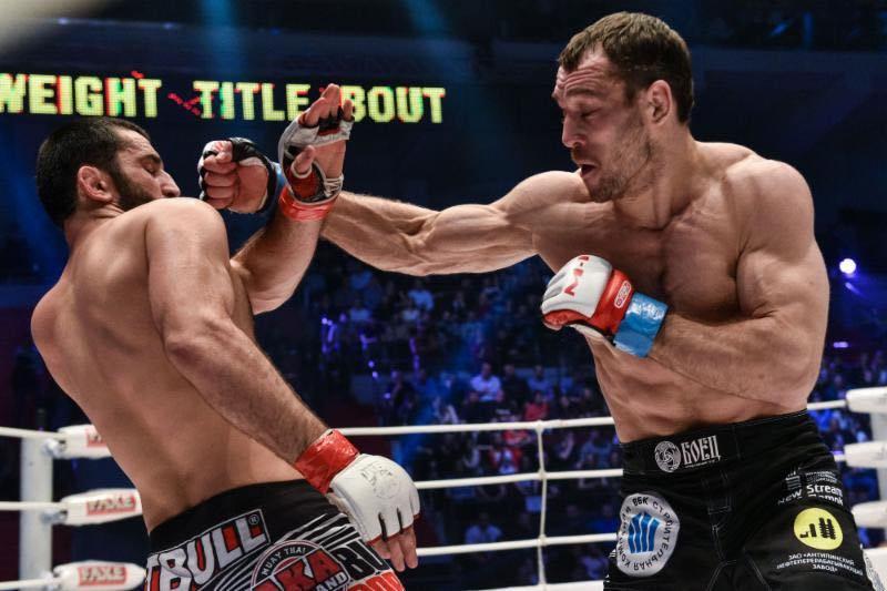 Kunchenko is a feared, powerful striker