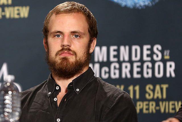 UFC Welterweight Gunnar Nelson