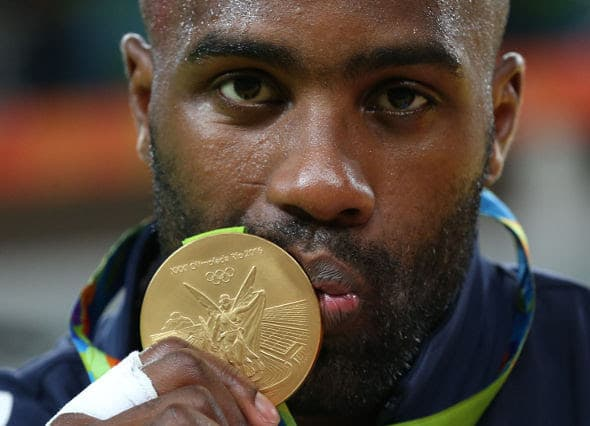 teddy riner fight video