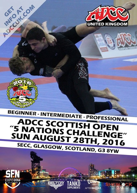 ADCC UK Scottish Open 2016