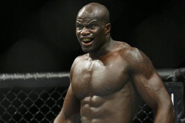 Bellator heavyweight Cheick Kongo