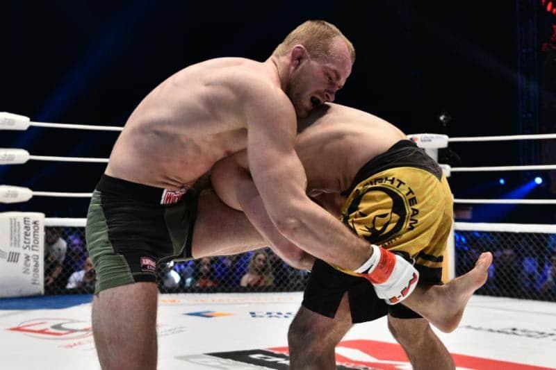 Pavel Vitruk victorious