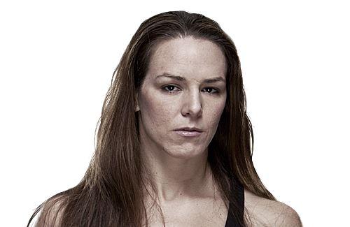 UFC bantamweight Alexis Davis