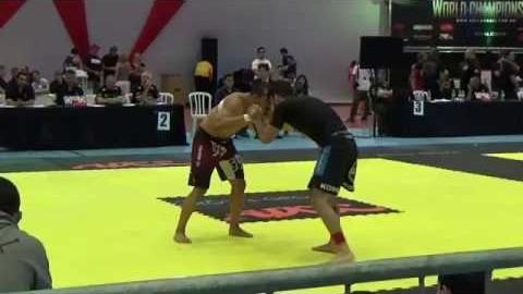 Davi Ramos vs Lucas Lepri ADCC 2015 Sao Paulo, Brazil 76kg finals match YouTube Thumbnail
