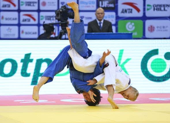 Anastasiia KONKINA vs LIN Yuanyuan (CHN)