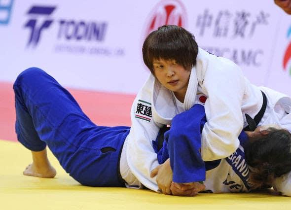 Rika TAKAYAMA (JPN) vs ZHANG Kaili (CHN)
