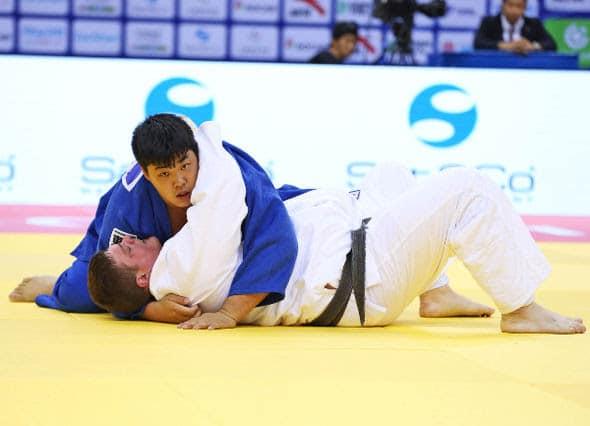 Yusei OGAWA (JPN) vs Anton KRIVOBOKOV (RUS)