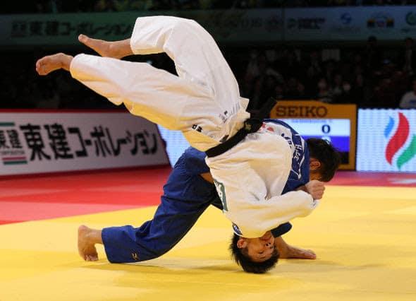 ABE Hifumi (JPN) vs HASHIGUCHI Yuuki (JPN)