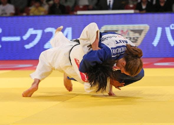 Kathrin UNTERWURZACHER (AUT) vs MINEI Miho (JPN)
