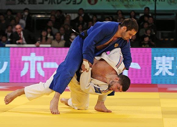Kirill DENISOV (RUS) vs Cyrille MARET (FRA)