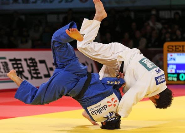 NAGAYAMA Ryuju (JPN) vs TAKATO Naohisa (JPN)
