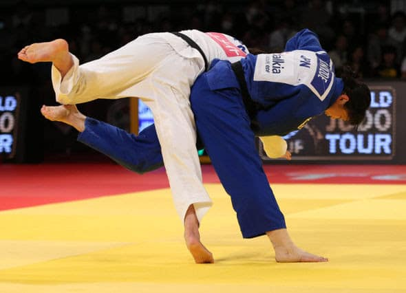 NIIZOE Saki (JPN) vs ARAI Chizuru (JPN)