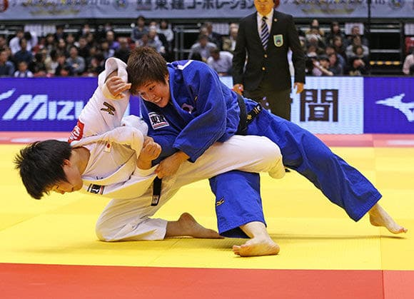 SEMI-FINAL UMEKI (JPN) vs SATO (JPN)