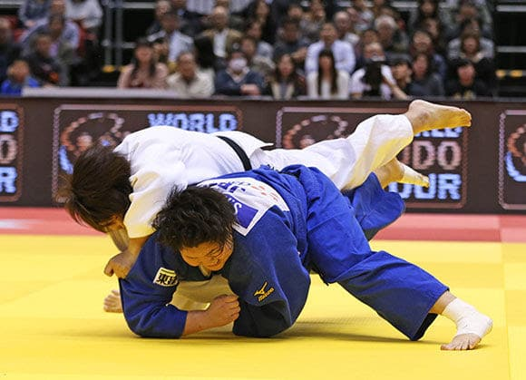 SEMI-FINAL YAMABE (JPN) vs ASAHINA (JPN) IN BLUE