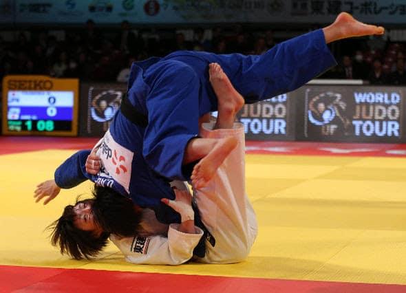 TSUNODA Natsumi (JPN) vs ABE Uta (JPN)