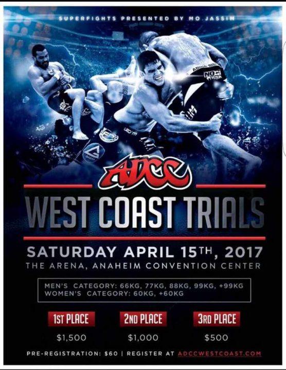 Kid Peligro Jiu-Jitsu News       ADCC West Coast Trials on this