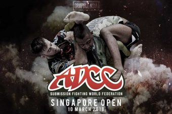 ADCC Singapore Open 2018 March