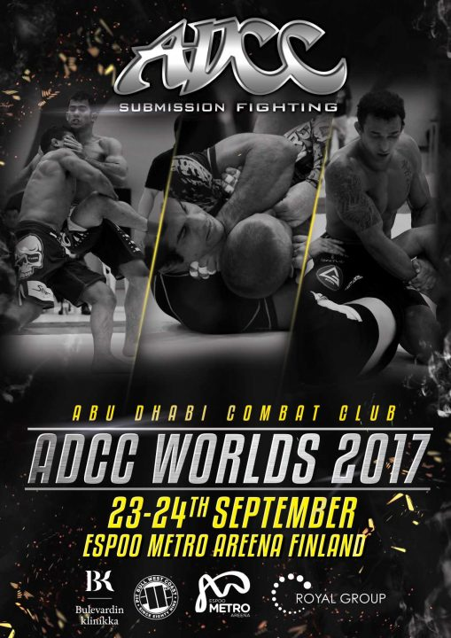 ADCC 2017 World Championships Finland