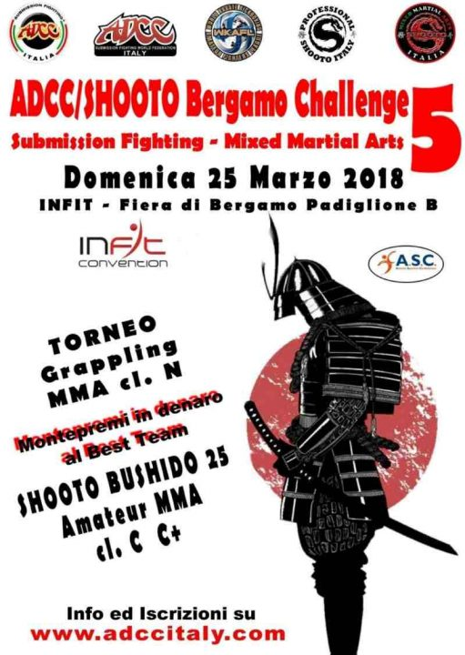 ADCC Italy - North Trophy 2018