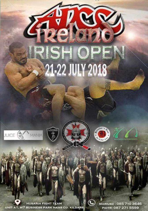 ADCC Irish Open 2018
