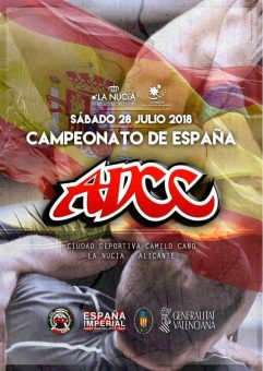 ADCC SPANISH OPEN 2018