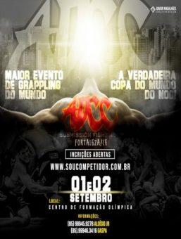 ADCC BRAZIL – FORTALEZA 2018