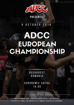 1ST ADCC EUROPEAN TRIAL 2018