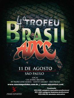 ADCC 4TH TROFEU BRASIL 2018