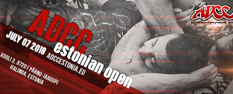 ADCC ESTONIAN OPEN 2018