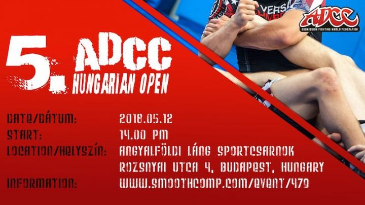 ADCC Hungarian Open 2018
