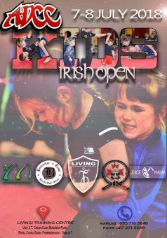 ADCC KIDS IRISH OPEN 2018