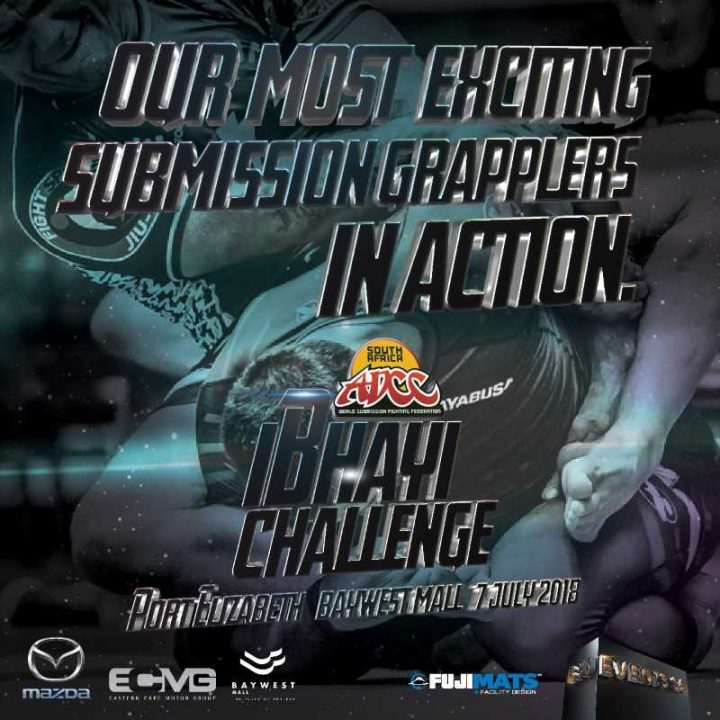 ADCC SOUTH AFRICA IBHAYI CHALLENGE 2018