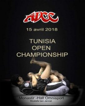 ADCC TUNISIA OPEN 2018