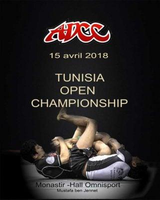 ADCC TUNISIA OPEN 2018